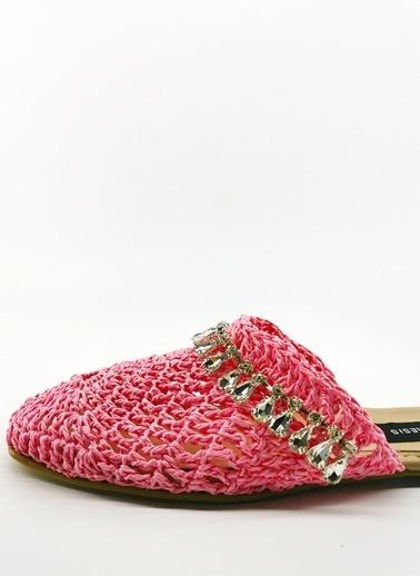 Nemesis Shoes Terlik Pembe